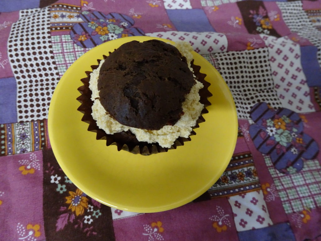 Dandelion Muffin