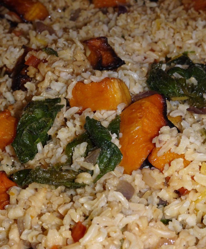 Rice and Nipplewort