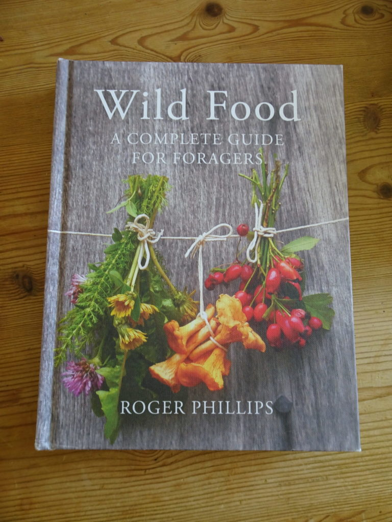 Wild Food, Roger Phillips