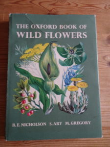 The Oxford Book Of Wild Flowers 1960