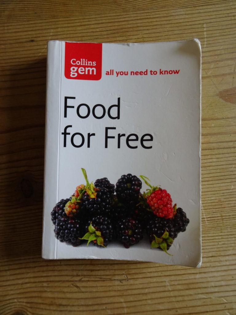 Food For Free Collins Gem